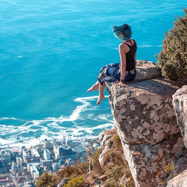 It's official. It's impossible for Cape Town to look ugly.  Where's your favourite spot to take in the view? 🦄