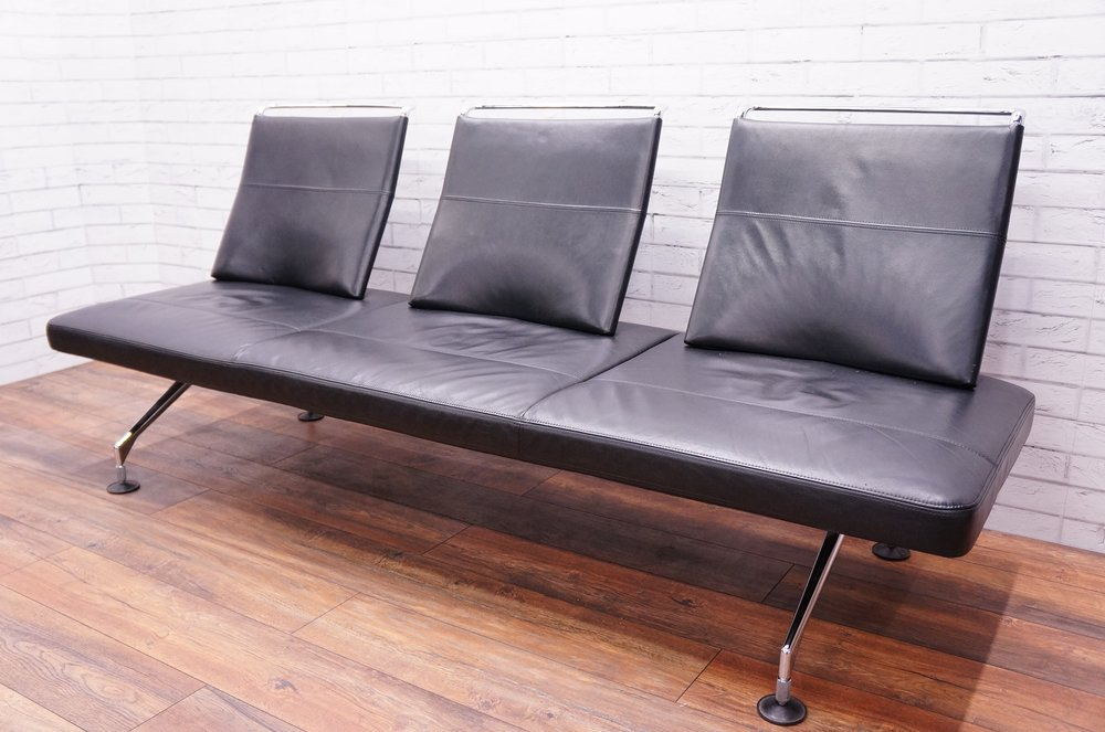 Vitra AREA Sofa   A Truly Beautifully Designed And German Made 3 Seater Sofa  By Antonio