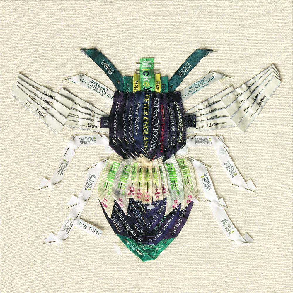 Green Bee with 66 garments - Joy Pitts.jpg