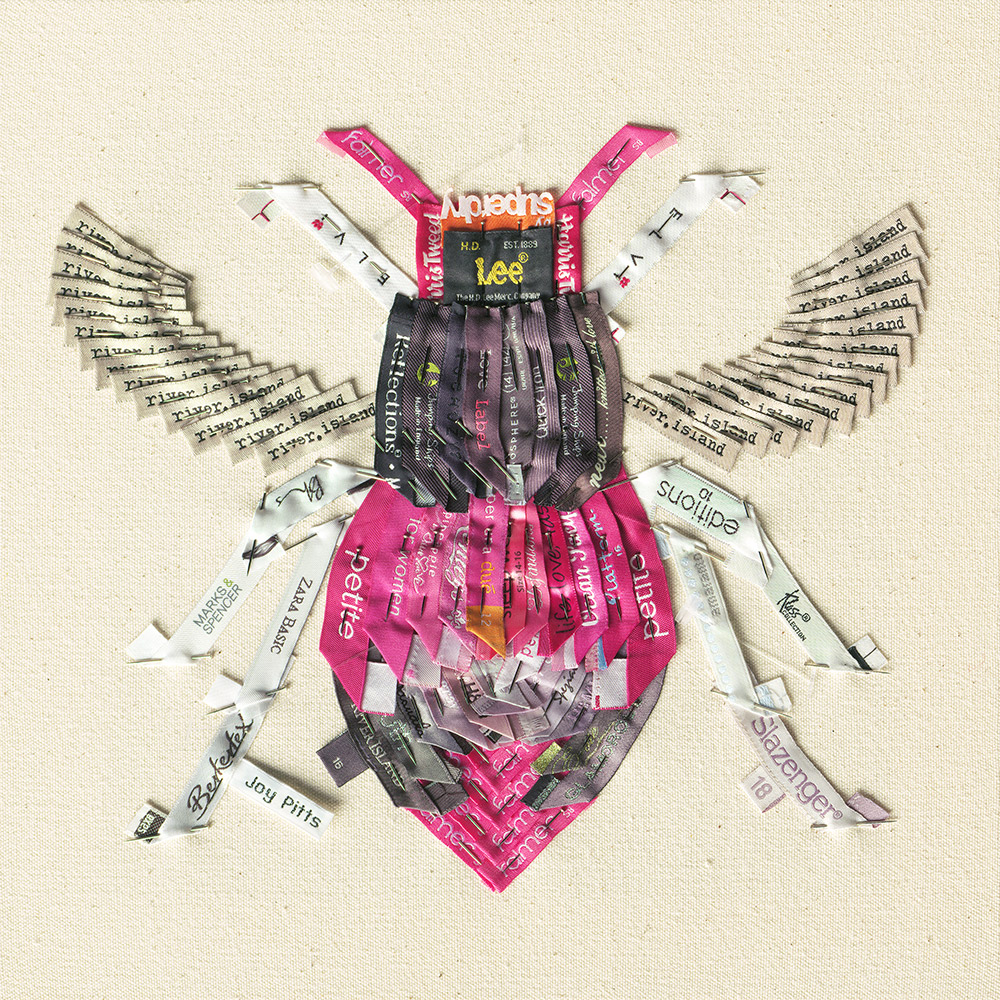 Pink Bee with 83 garments - Joy Pitts.jpg