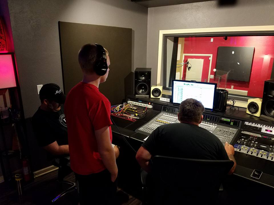Mixing Systematic Infusion at ARK Studios in Ames