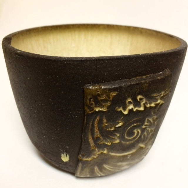 ceramic cup by Ashley