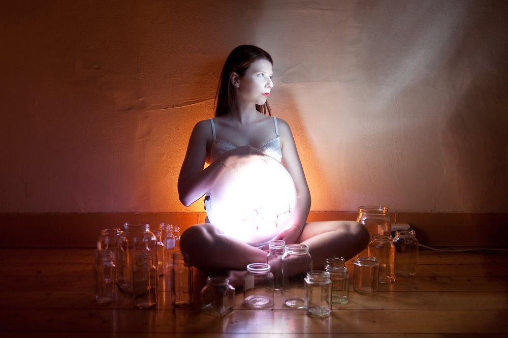 The Jar Collector_Image by Sarah Walker_Featured Cazz Bainbridge.jpg