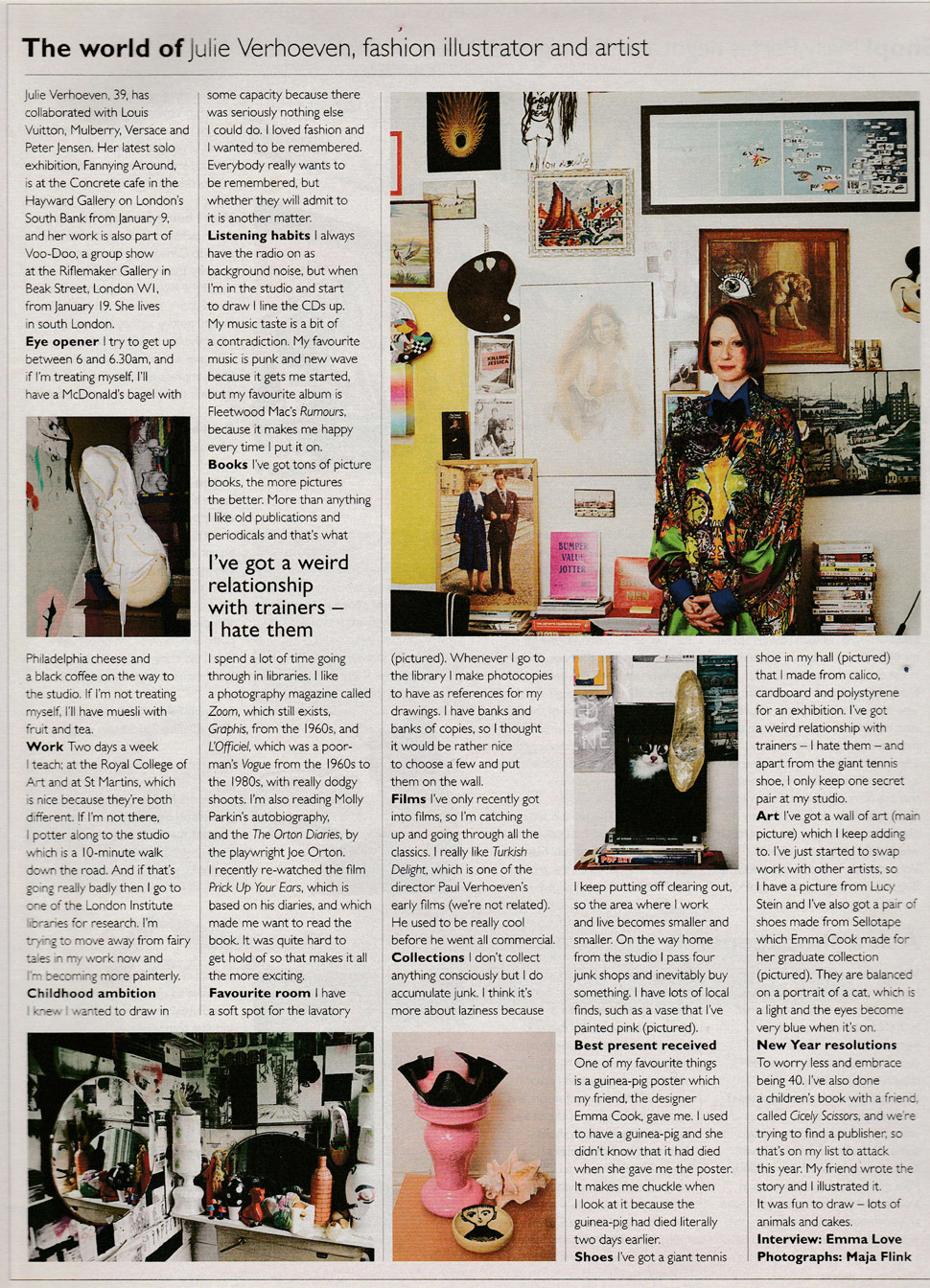 JulieVerhoeven_Telegraph2009