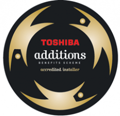 Toshiba Registered Installer