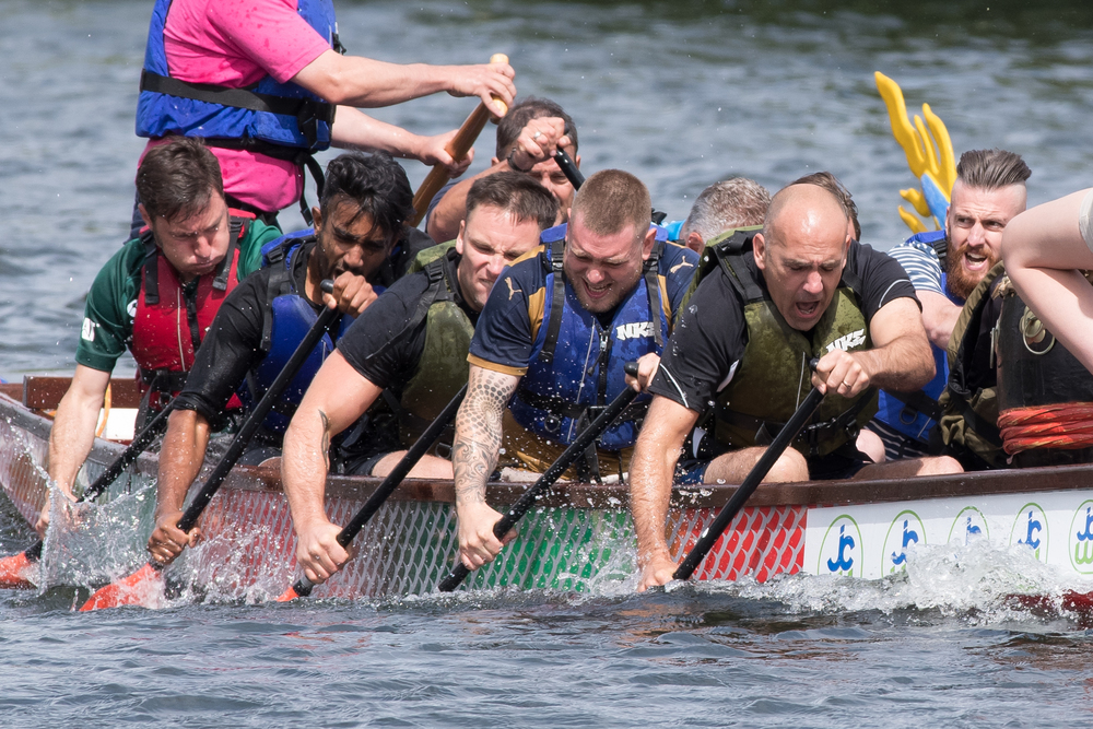 St Neots Dragon Boat Racing