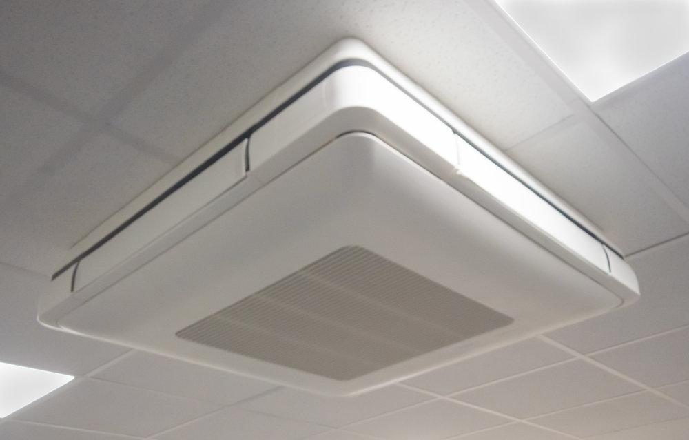 Daikin Roundflow Ceiling Cassette