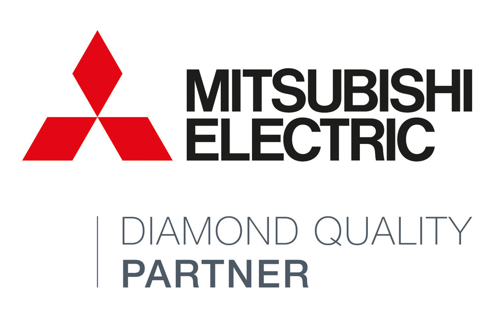 Mitsubishi Diamond Quality Partner Logo