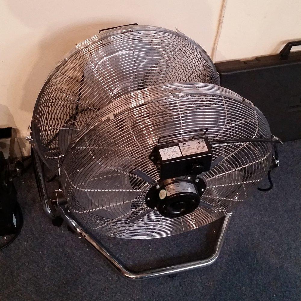 fan Cooling