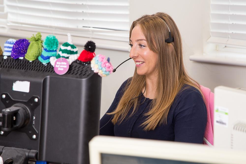 JCW National Service Desk colleague