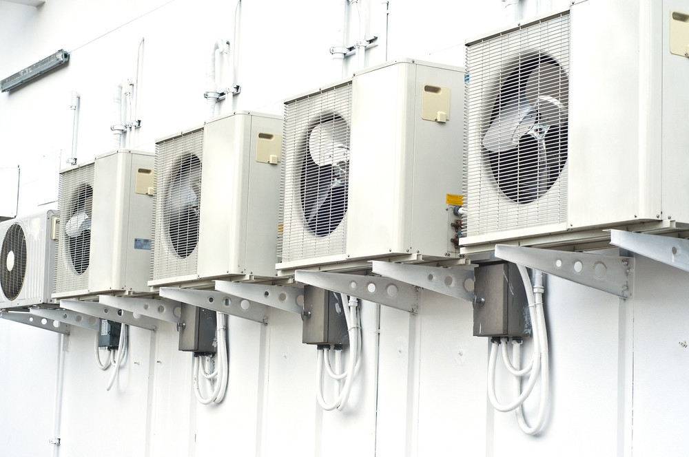 Air Conditioning heat pump systems install maintain