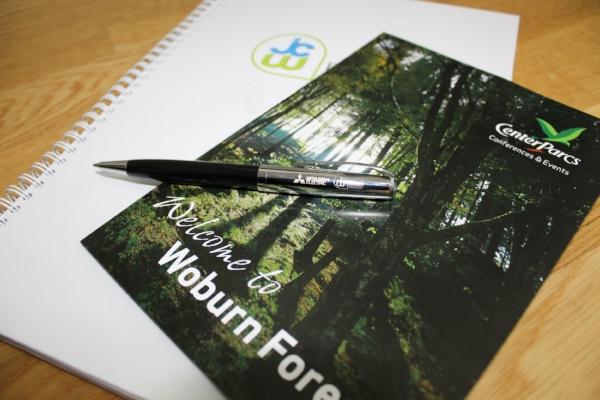 JCW Pen & Pad