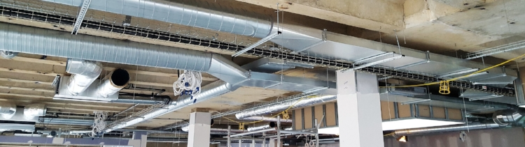 HVAC Installation Pipework