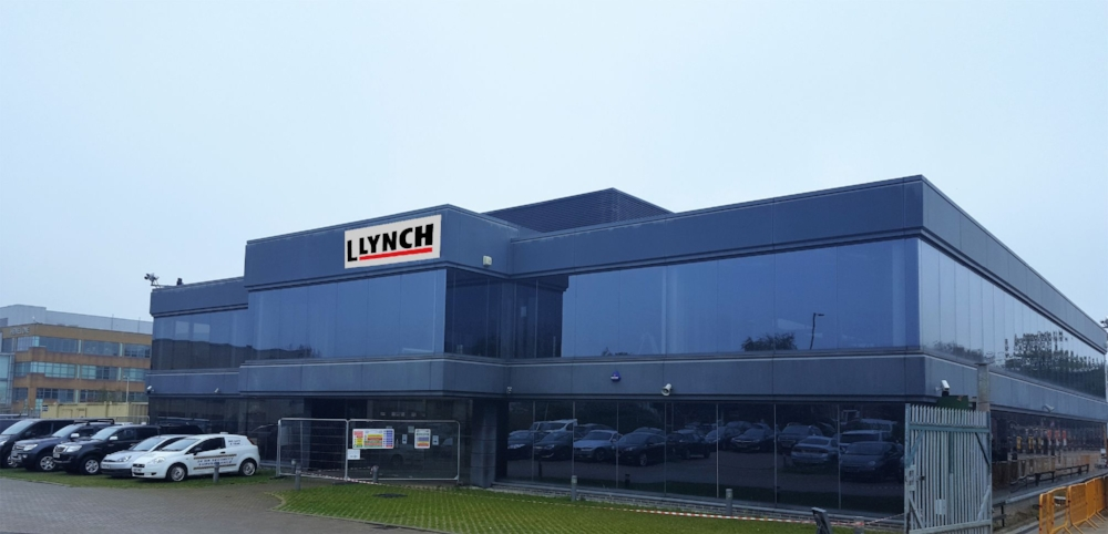 Lynch Plant Hire HVAC Installation
