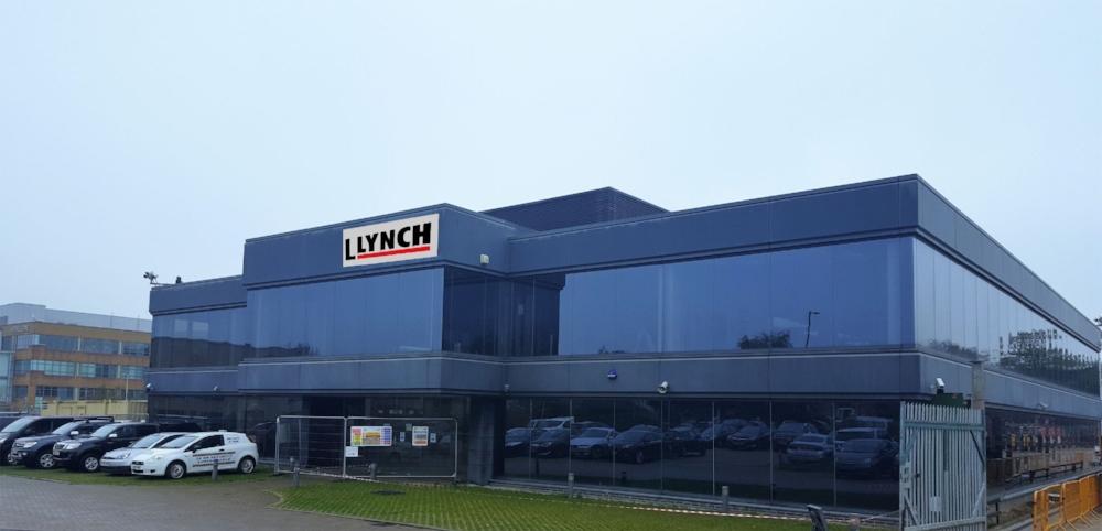 Lynch Plant Hire HVAC Installation