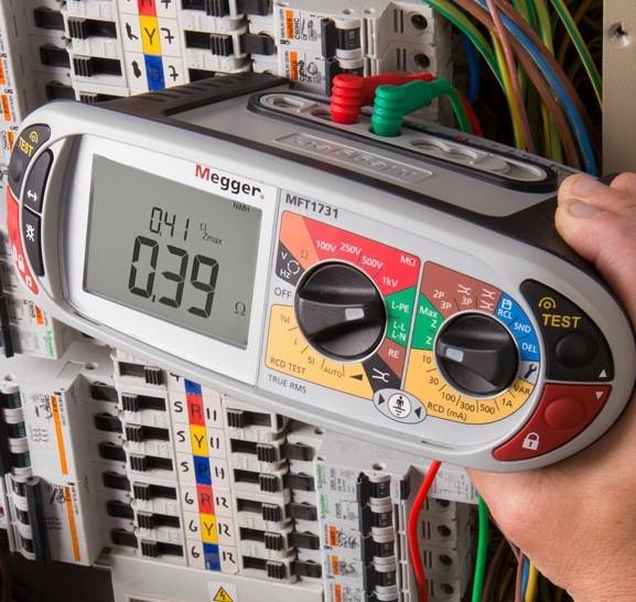 Megger EICR Testing Equipment