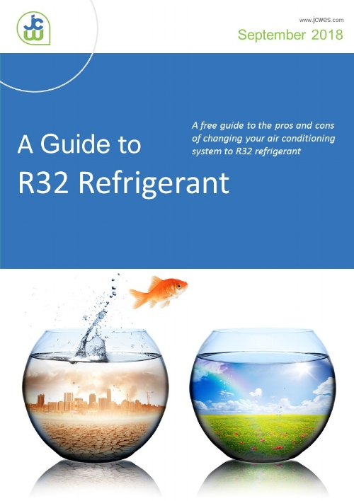 Download eBook - A Guide to R32 Refrigerant