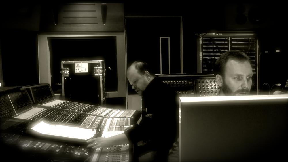 Listening Recording Session