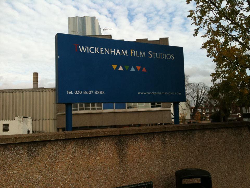 Twickenham Film Studios, London 2011