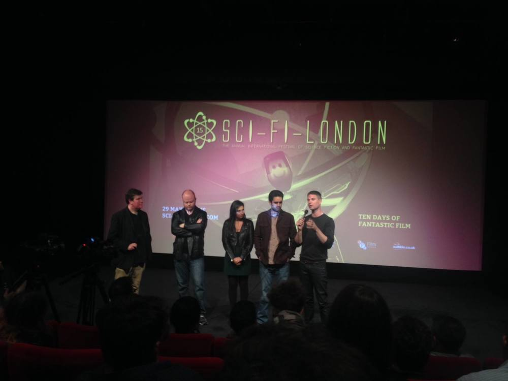 Listening European Premiere at Sci-Fi London