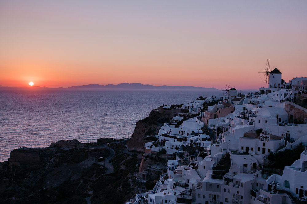 BronwynTownsend_Santorini_Sunset_Oia