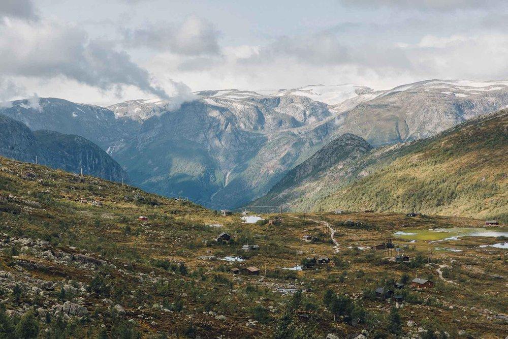 Bronwyn Townsend Trolltunga Trail