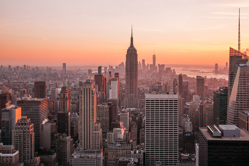 NYC Sunset Bronwyn Townsend