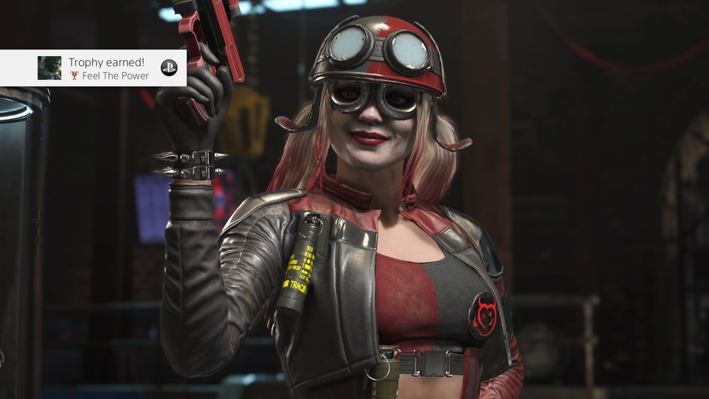 Harley is back on the roster with a new look that I am living for!