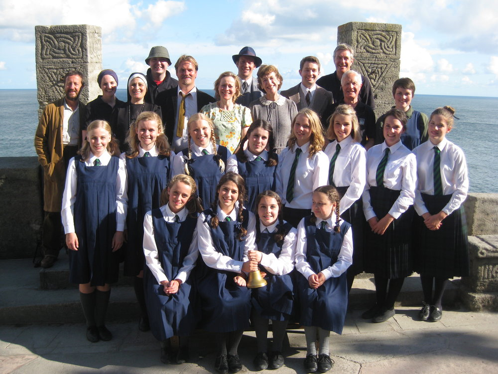 The cast and crew of The Prime of Miss Jean Brodie (2011)