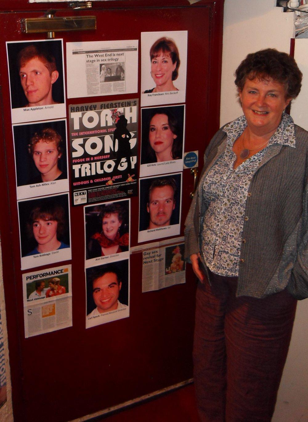 Artistic Director Ann Ellison