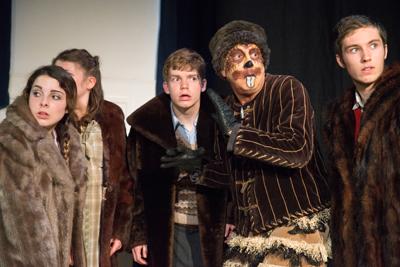 Mr Beaver & Pevensey children.jpg