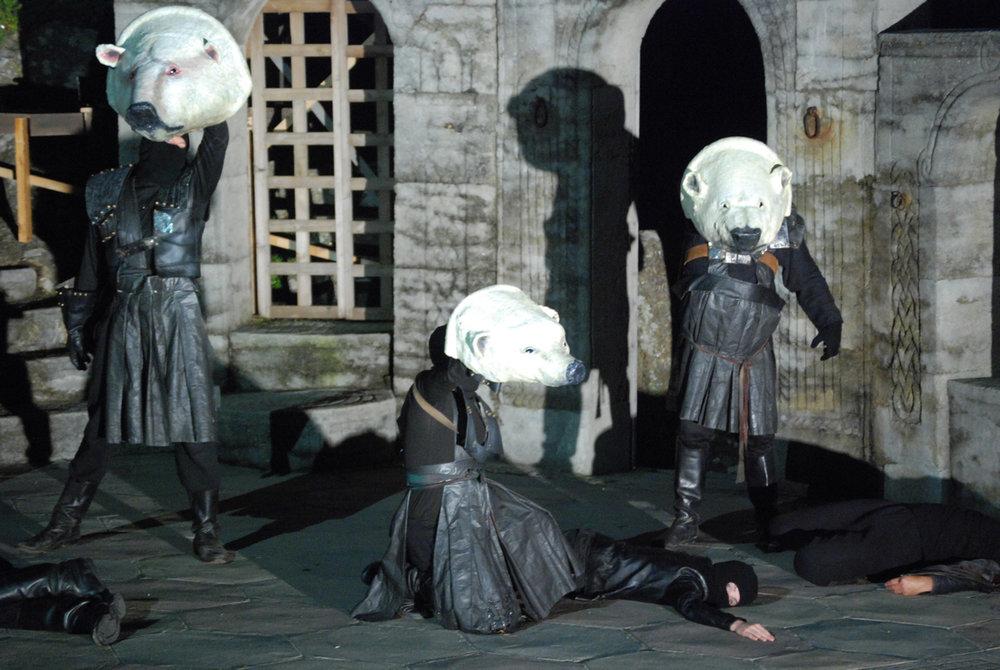 His Dark Materials at The Minack Theatre Cornwall 2007.JPG