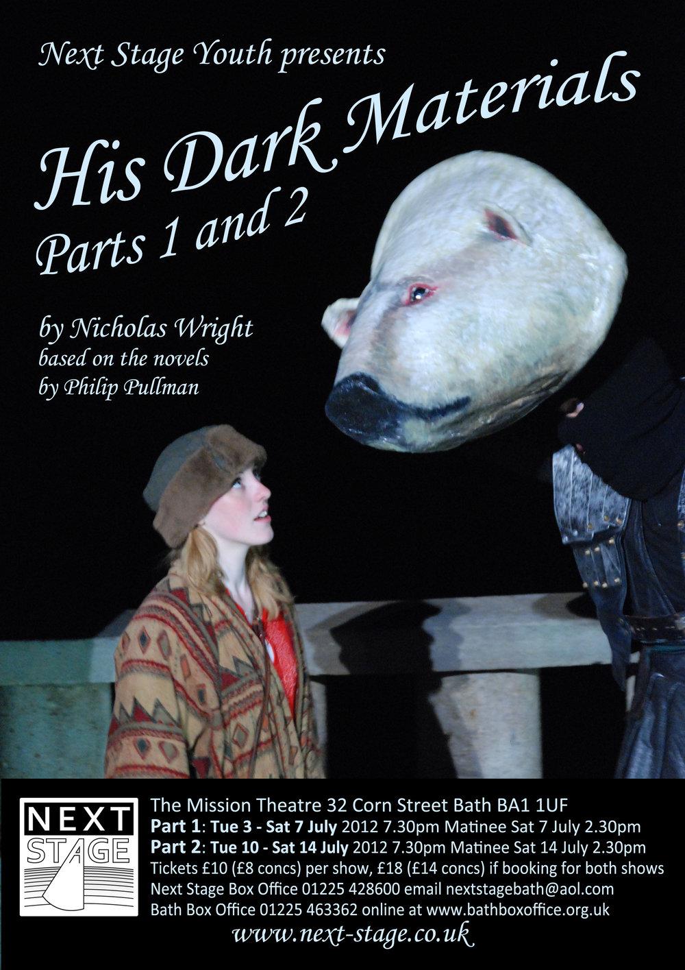 His Dark Materials 2012 Poster.jpg