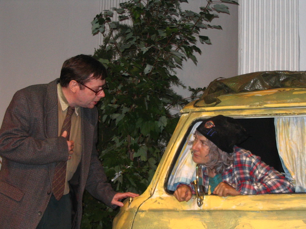 The Lady In The Van (2006)