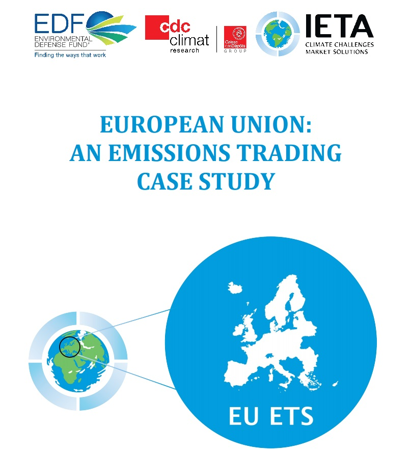 IETA case study of EU ETS (2015)