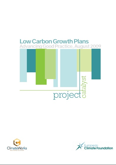 Low Carbon Growth Plans Advancing Good Practice