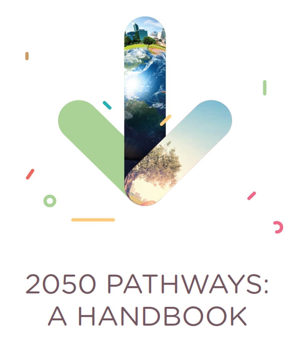 2050 Pathways handbook