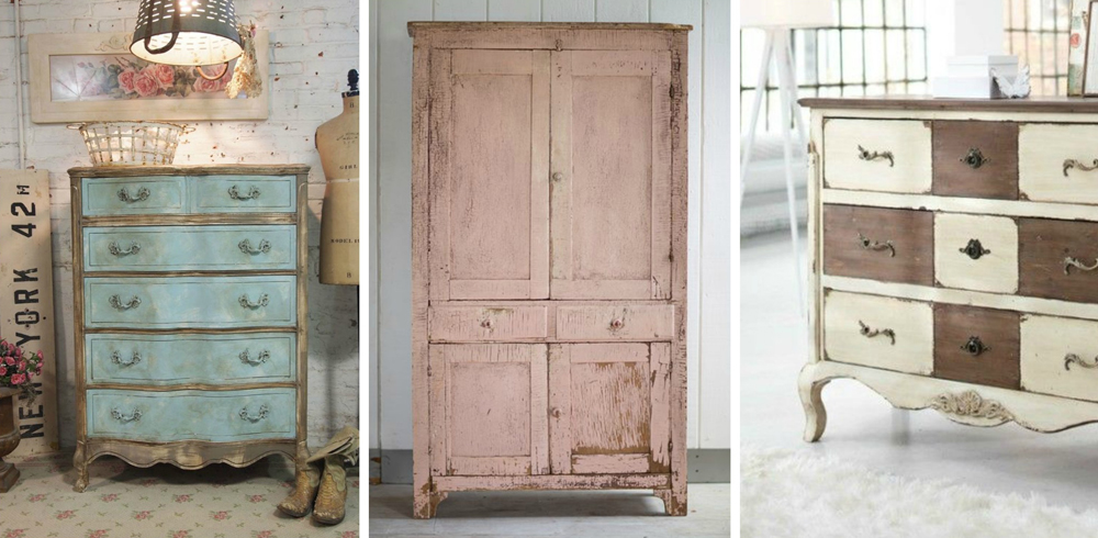 Mobili bagno stile shabby chic completer il look del - Mobili shabby chic bagno ...