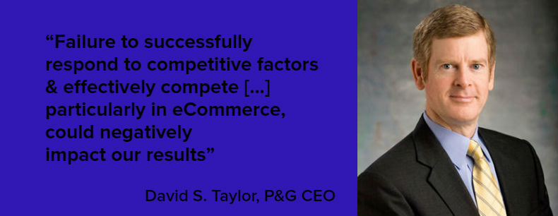 P&G eCommerce quote