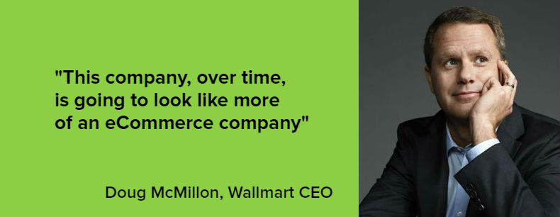 Wallmart eCommerce quote