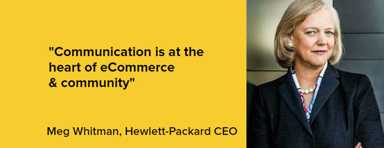 Second Hewlett Packard eCommerce quote