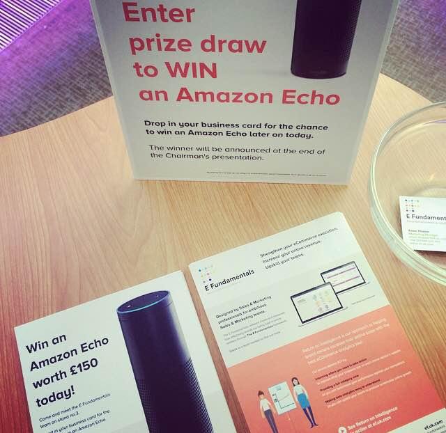 Amazon prize draw