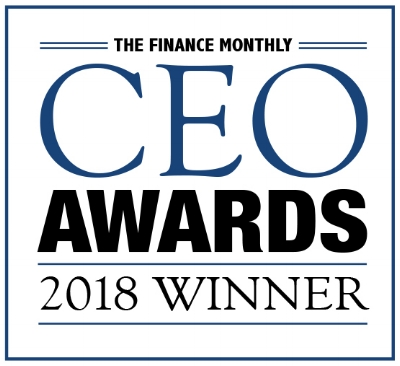 CEO winner logo