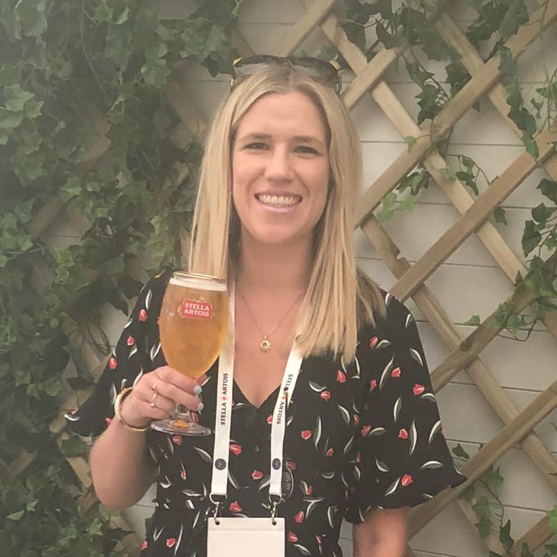 Annie Goman - Senior Manager, EU PurePlay eRetail, AB InBev
