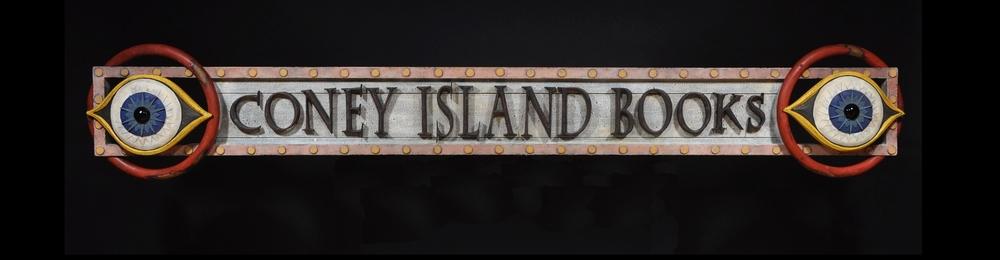 Coney Island Bookstore Sign