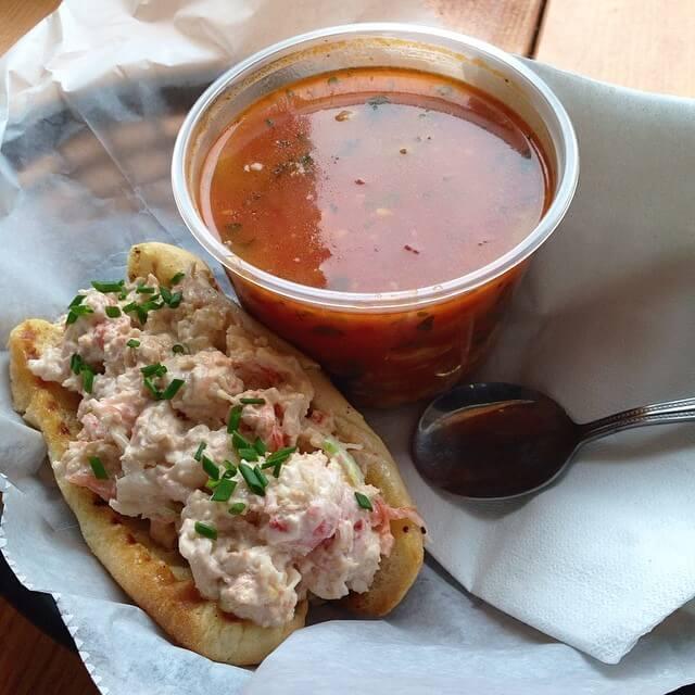 Lobster Roll and Manhattan Clam Chowder.jpg