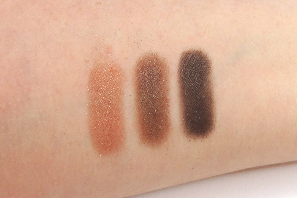 Left to right: Daybreak, Burn and West