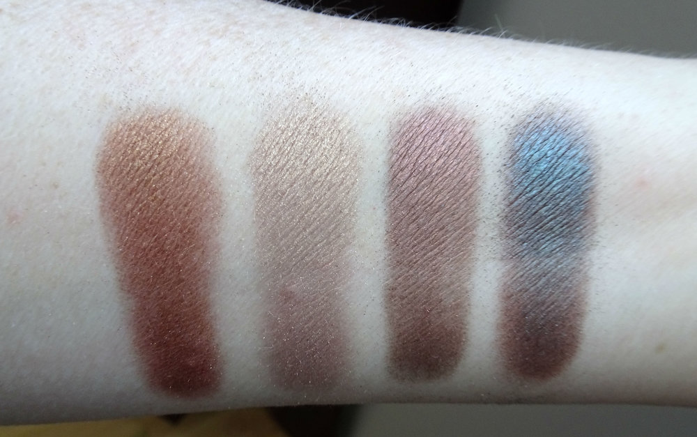 Tarte Tarteist Pro Amazonian Clay Palette: Ethereal, Glam, Minx and Trendy