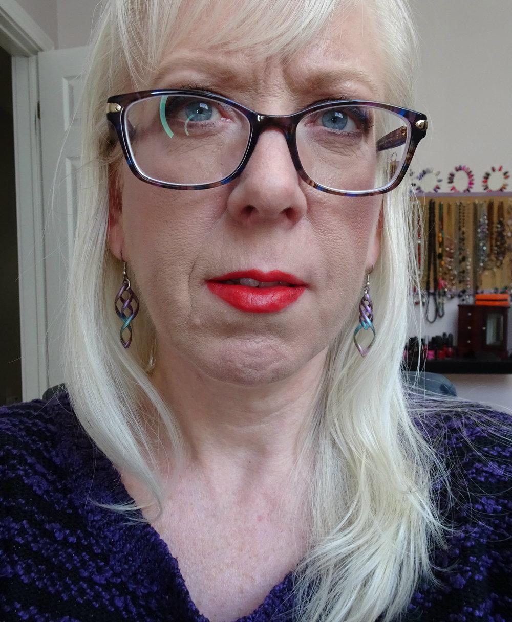 Dior Rouge Lipstick in 999 Matte