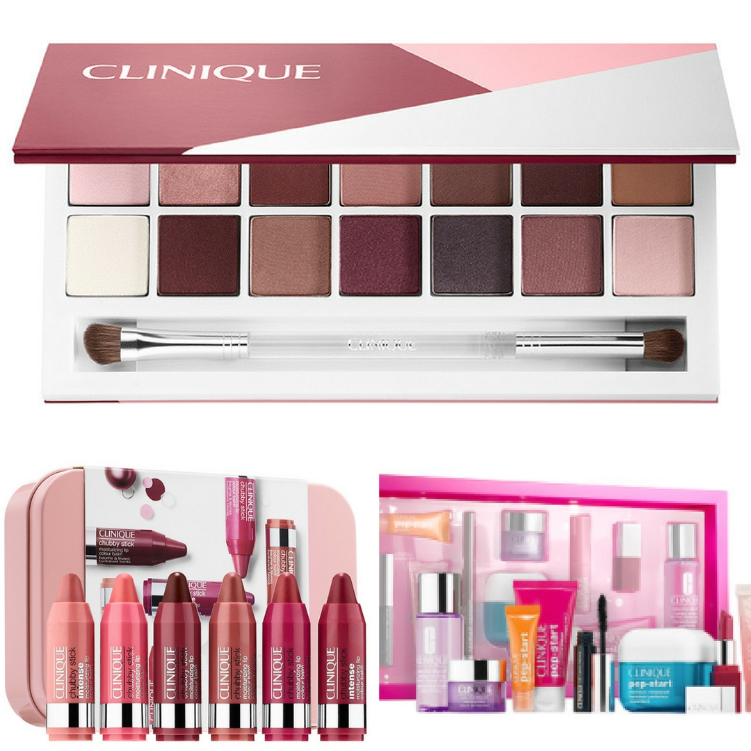 Clinique Limited Edition Holiday 2017 Collection